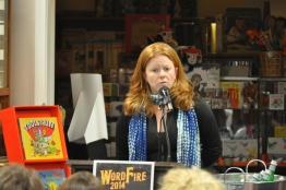 Koenig, WordFire 2014 Reading, Lyon Books - Photo: Michael Griffin